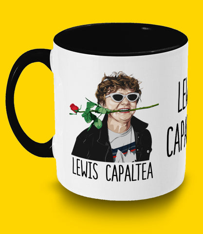 Lewis Capaltea Two Toned Mug
