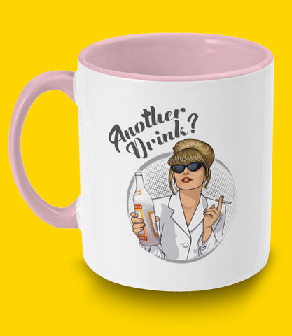 Patsy Stone, Another Drink? Mug