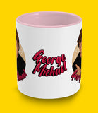 George Michael Two Toned Mug