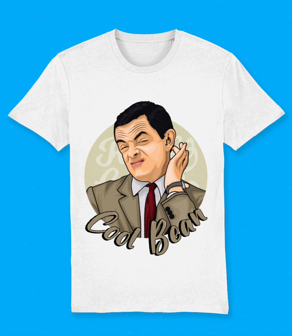 Mr Bean Cool Bean T Shirt