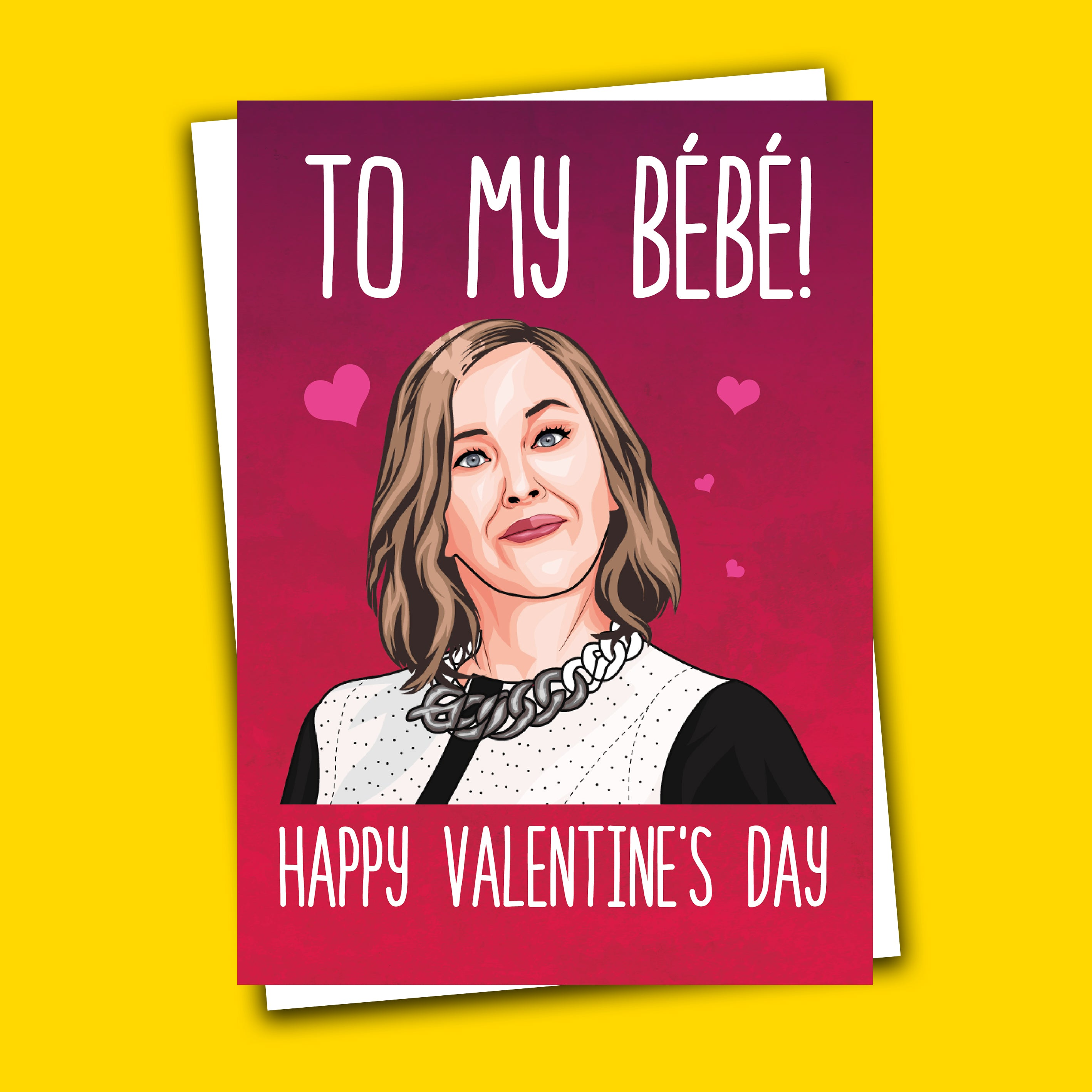 Moira Rose | Schitt's Creek Valentine Card