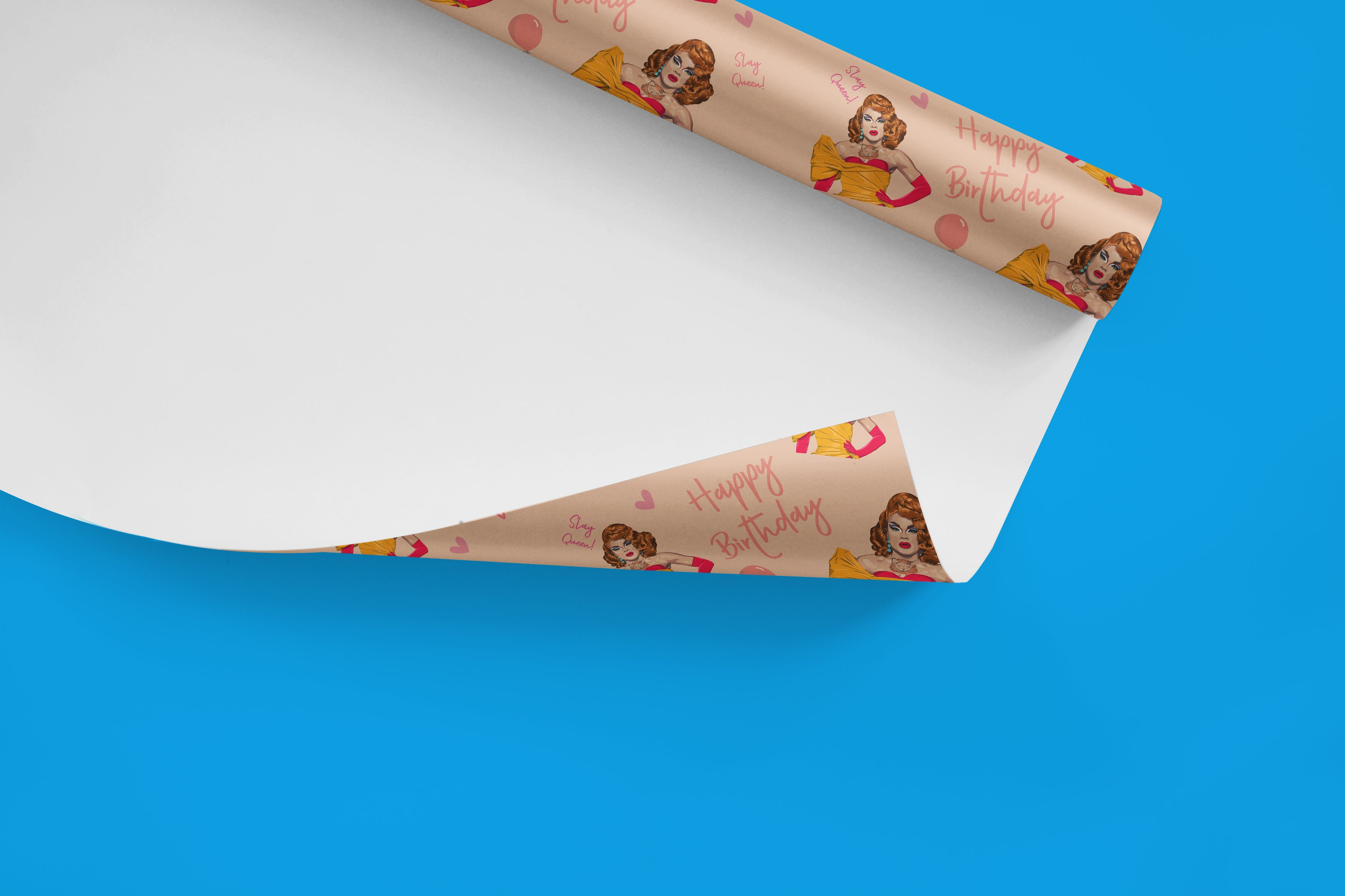 Miss Vanjie Wrapping Paper