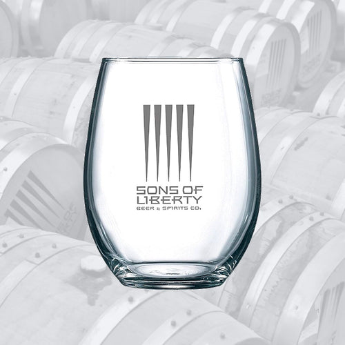 Sons of Liberty Tasting Glass