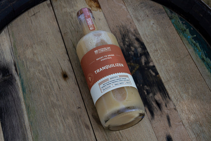 Tranquilizer Bottled Cocktail (750ml)
