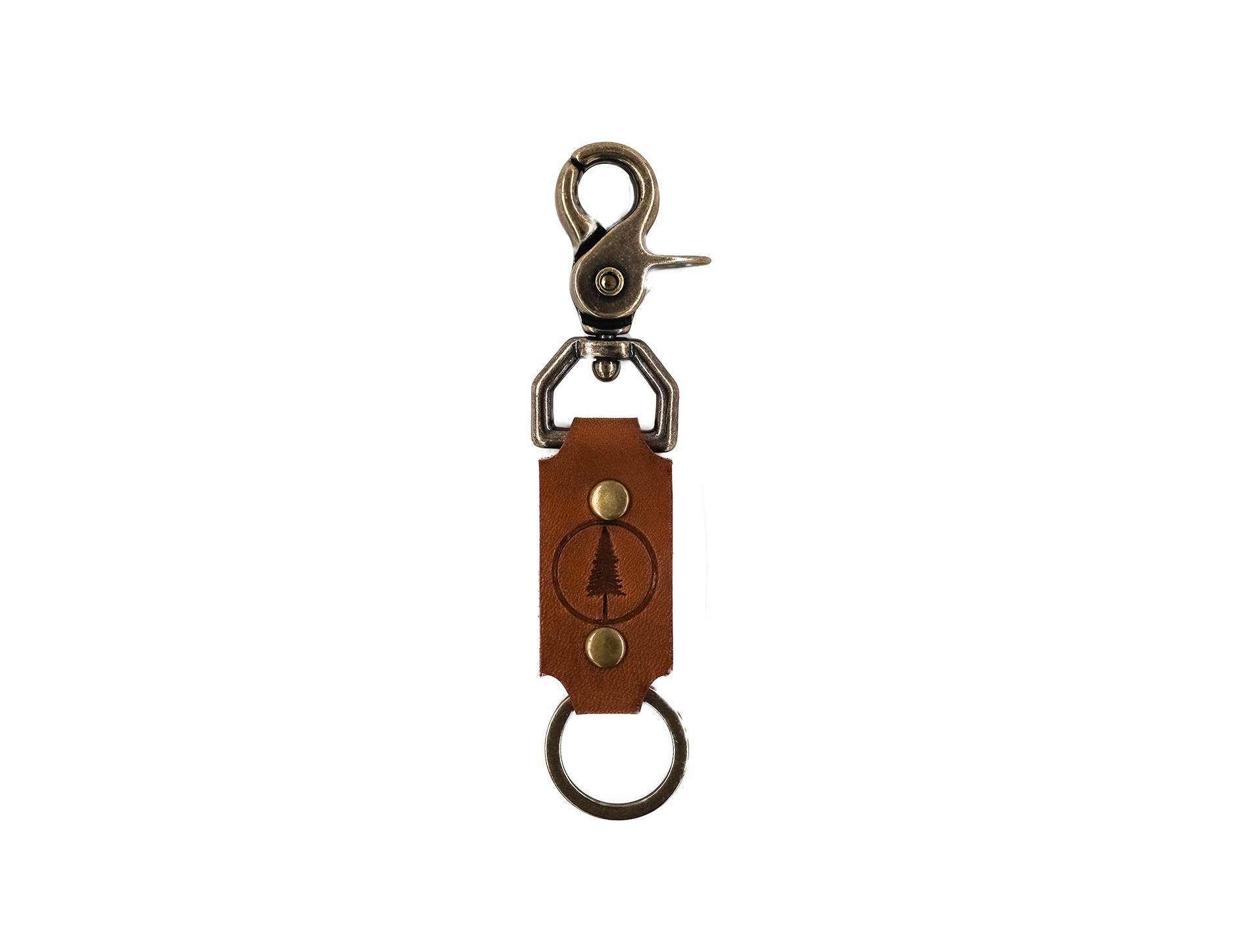 Sequoia Keychain - Sequoia Supply Co.