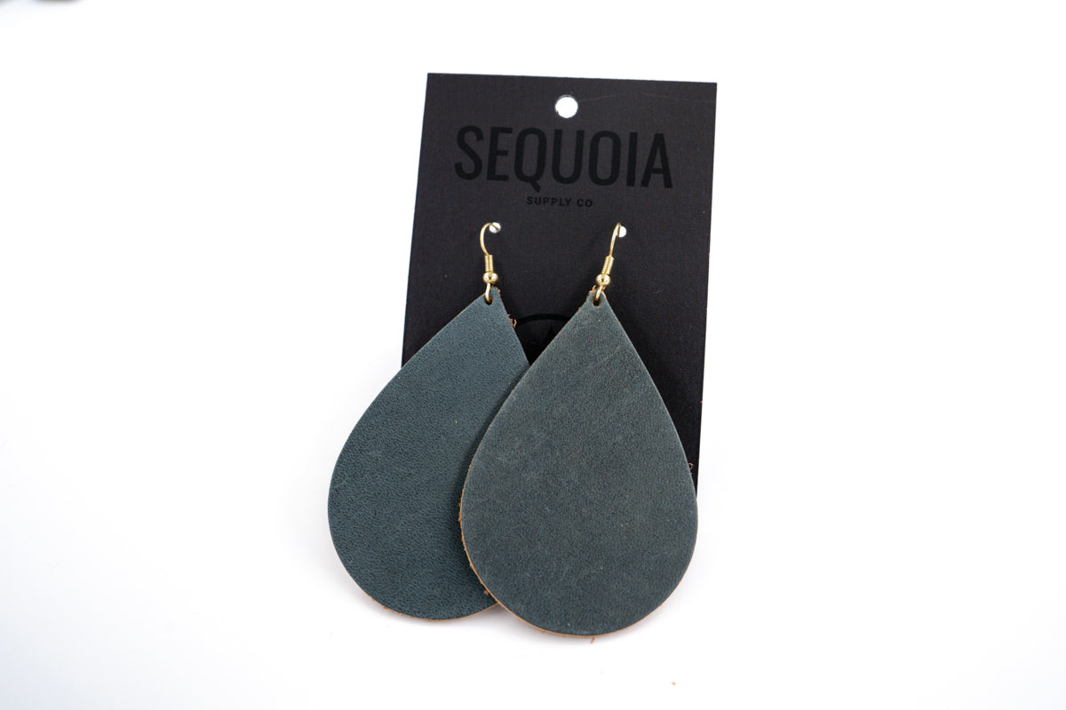One Hour Earring - Ocean/Teardrop - Sequoia Supply Co.