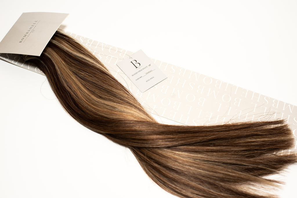 #D4/8/613   |   Hand-Tied Weft Extensions