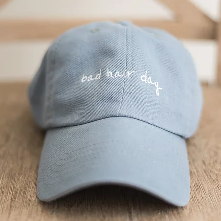 Bad Hair Day hat by Bombshell Extension Co.