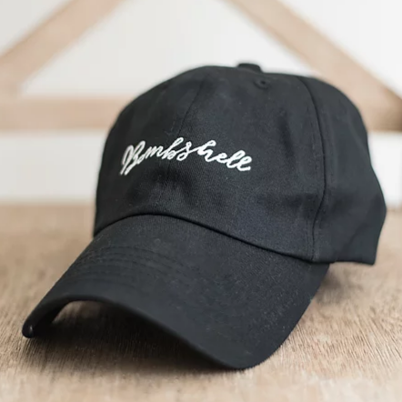 Bombshell Extension Co. Logo hat
