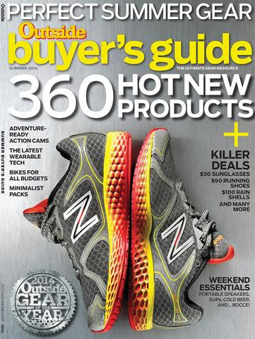 Outside Magazine Buyers Guide