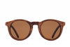 Mahogany Brown Polarised Lens