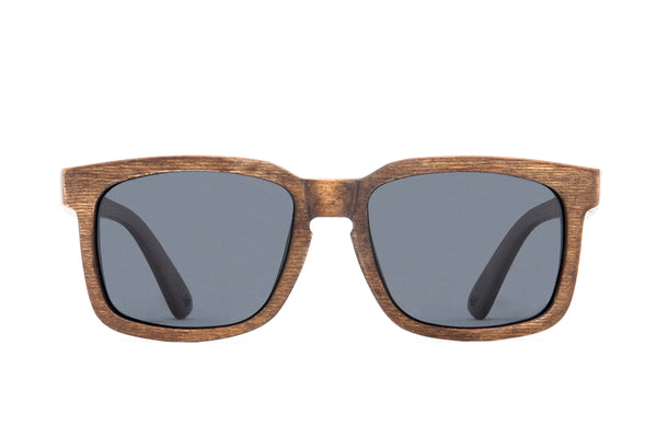 Federal Wood Sunglasses
