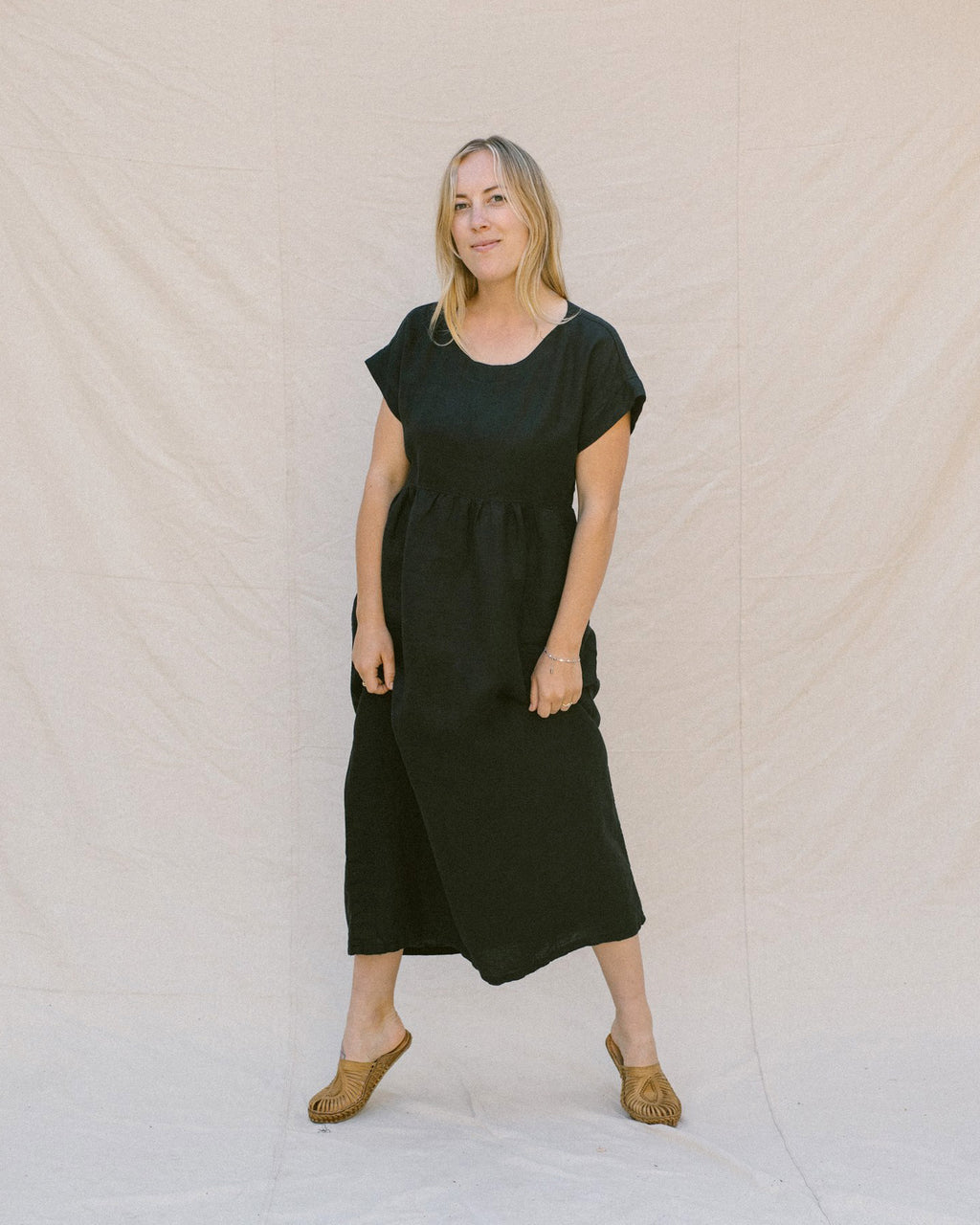 GRACE DRESS / BLACK