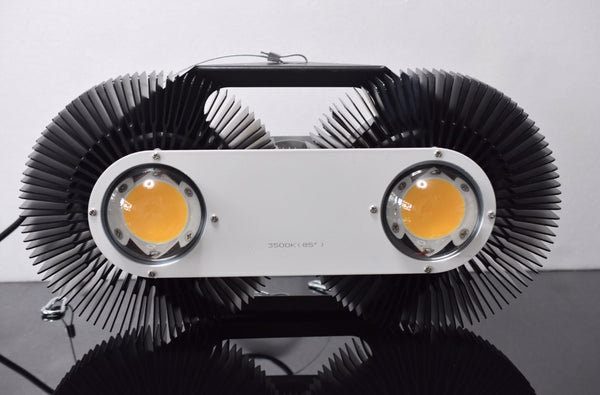 LED LIGHT COB  MK-1 DOUBLE (200W / 3500K / 85°)