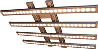 [25%OFFセール中!!]LED LIGHT BAR TYPE  MK-4 ( 588w / 90°)