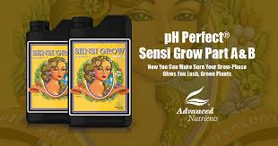 Advanced Nutrients Sensi Grow partA&B 各500mlセット