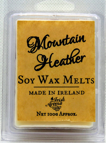 Mountain Heather - Soy wax melts