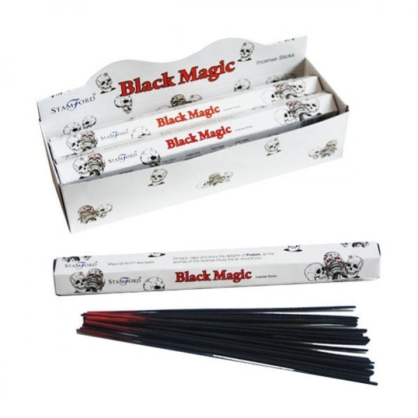 Black Magic - Stamford Premium Incense Sticks