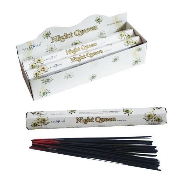 Night Queen - Stamford Premium Incense Sticks