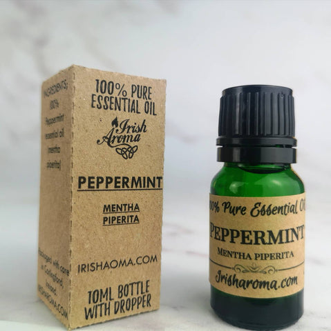 Peppermint - 100% Pure Essential Oil
