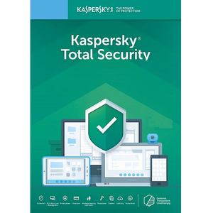 Kaspersky Total Security 2019 1 Year 10 Devices - Americas
