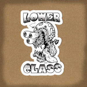 (05 decal) LOWER CLASS