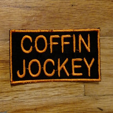 Load image into Gallery viewer, (06 patch) COFFIN JOCKEY