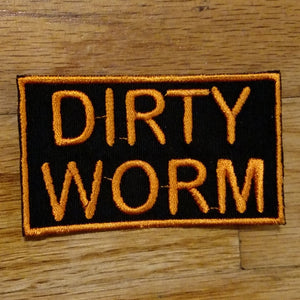 (07 patch) DIRTY WORM