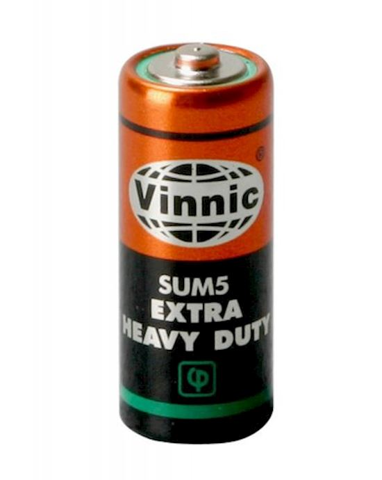 Vinnic Battery Extra Heavy Duty Battery N 1.5 Volt Copper