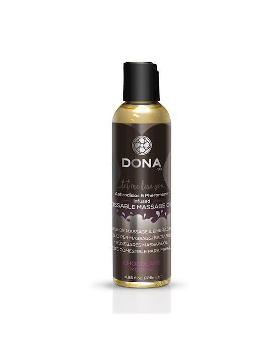 Dona Kissable Flavoured Massage Oil 125ml