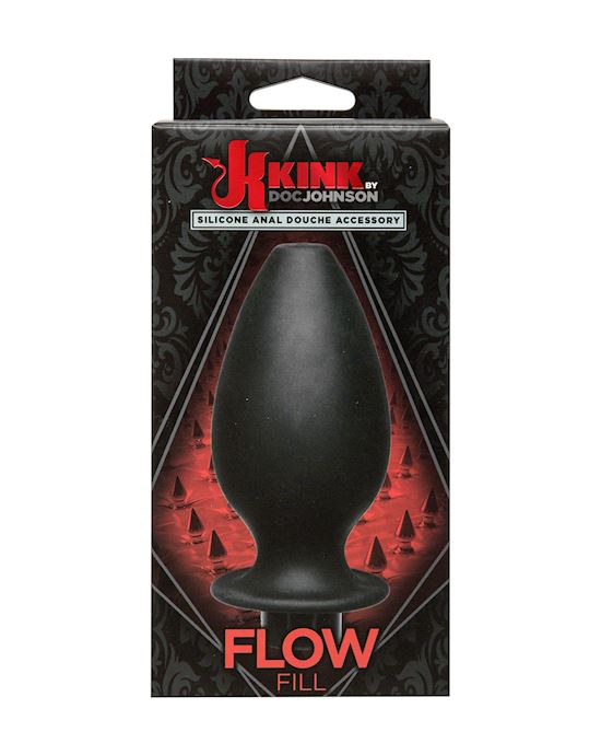 Flow Fill Anal Douche Accessory