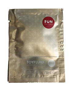 ToyFluid Sachet 3ml Clear