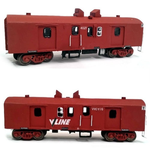 VR & V/LINE ZF GUARDS VAN KIT - HO