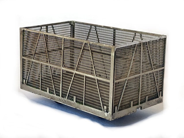 4 x Queensland 6 Ton Cane Bin Kit