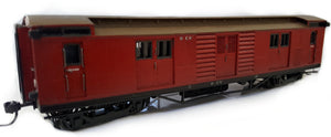 VR CV Guards Van N Scale