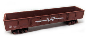 VR E WAGON HY STYLE - N SCALE