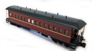 Gopher Models NSWGR FO Passenger cars N Scale RTR