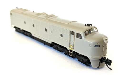 Gopher Models VR S class undecorated - RTR N