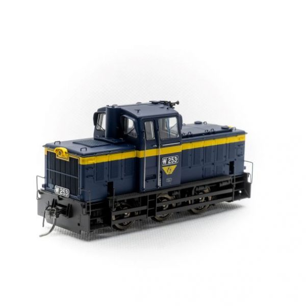 IDR Victorian Railways W Class Original Body HO