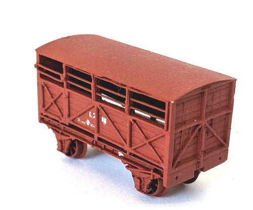 VR Early M Van Kit N Scale