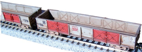 SAR OB WAGON KIT - N SCALE