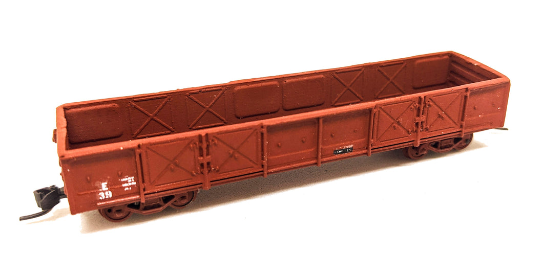 VR Original E Wagon kit N Scale