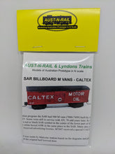 Load image into Gallery viewer, SAR CALTEX M Van Kit - N scale