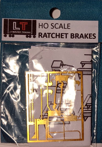 VR Ratchet Brakes HO scale