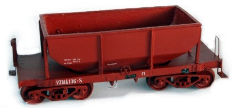 VR VZMA Ballast Wagon HO scale Kit