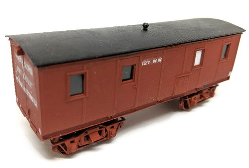 VR WW WORKMANS SLEEPER - HO