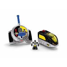 Fisher-Price Geotrax Dc Super Friends Turbo Remote Control Vehicle - Batman'S Engine