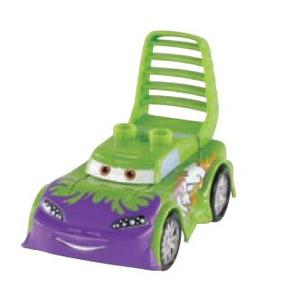 Disney Cars Wingo Mega Bloks Car