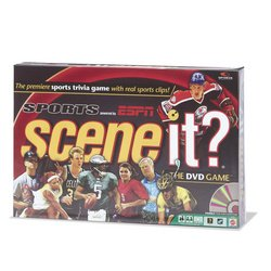 Scene It? Sports Dvd Edition