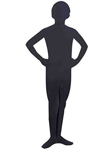 Forum Novelties I'M Invisible Bodysuit, Black, Child'S Medium